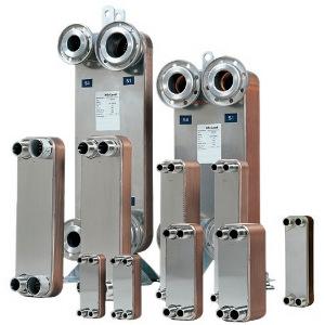 Теплообменники пластинчатые фреон вода Кожухотрубный испаритель Alfa Laval DM2-418-3 Тамбов